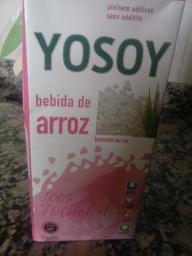 Bebida de arroz Yosoy