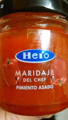 Mermelada de pimiento asado Hero