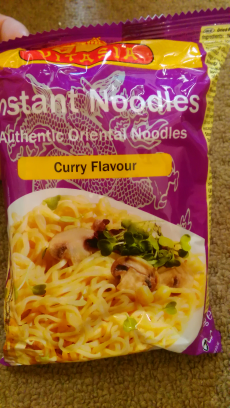 Noodles Vitasia Lidl Curry