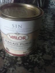 Cacao puro en polvo desgrasado Valor