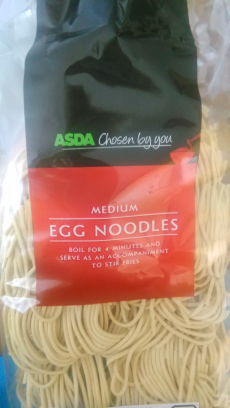Egg Noodles Asda