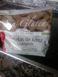 Galletas de arroz Celibene