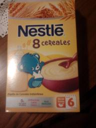 8 cereales (Papilla instantánea Nestlé)