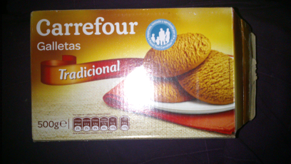 Galletas tradicional carrefour