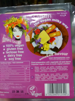 queso ahumado vegano divina teresa
