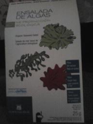 Ensalada de algas Porto-Muiños