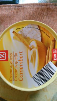 Crema de queso Camembert Día