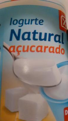 Yogur natural azucarado Día