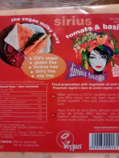 queso vegano de tomate divina teresa