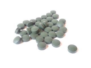 Alga Espirulina en Tabletas