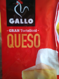 Gran tortellini queso Gallo