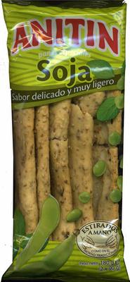 Pan especial  con soja Anitin|Mercadona