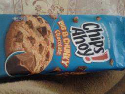 Chips Ahoy!  Big & Chunky Chocolate