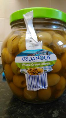 Green Olives Lidl