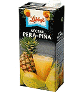 Néctar pera piña Libby\'s