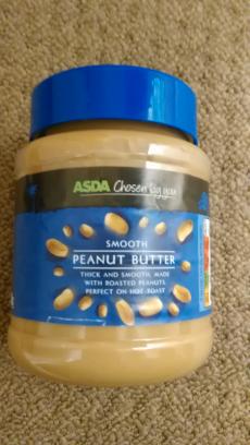 Peanut butter Asda
