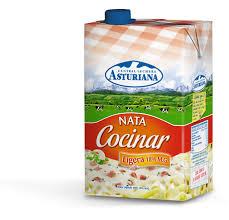 Nata Cocinar Ligera Asturiana