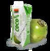 Agua de coco biológica con vitamina C Isola Bio