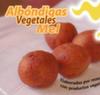 Albóndigas vegetales de soja Burger Mel