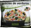 Arroz con verduras congelado Hacendado