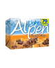 Barrita de cereales Alpen Chocolate and Orange ligera
