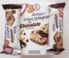 Barrita de Arroz y Trigo Integral con Chocolate con Leche Linnea V Hacendado