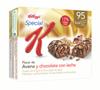 Barritas de cereales Special K avena con chocolate