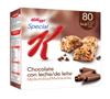 Barritas de cereales Special K chocolate con leche