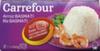 Arroz precocinado Basmati Carrefour