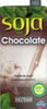 Bebida de soja sabor chocolate Hacendado