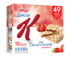 Biscuit moments fresa Special K