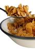 Cereales de trigo y miel