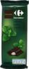 Chocolate relleno sabor menta Carrefour