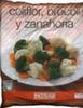 Coliflor, brócoli y zanahoria congelados Hacendado