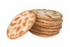 Crackers de trigo estilo TUC