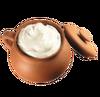 Crema agria 20% de grasa
