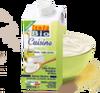 Crema ecológica de mijo para cocinar Isola Bio Cuisine