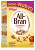 Cereales crujientes al toque de vainilla All Bran