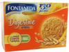Galletas Digestive Avena Fontaneda