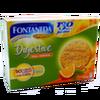Galletas Digestive Soja y Naranja Fontaneda