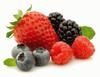 Frutas rojas o frutas del bosque