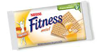 Galleta fitness con miel