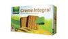 Galleta integral sin sal 6% de fibra Creme Integral Gullón