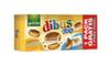 Tartaletas rellenas de crema y chocolate Dibus Play Gullón