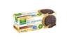 Galleta de trigo bañada con chocolate negro sin azúcares Digestive  Gullón