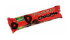 Galleta con cobertura de chocolate negro Panchitos Negros Gullón