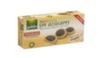 Galleta cubierta de chocolate negro sin azúcares con edulcorantes Ronditas Diet Nature Gullón