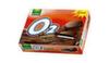 Galleta de cacao rellena de crema y bañada de chocolate con leche O2 Chocolate Leche Gullón