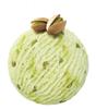 Helado sabor pistacho