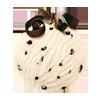 Helado con virutas de chocolate Stracciatella